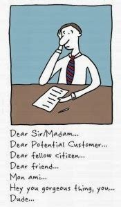 Sample cover letter to whom it may concern